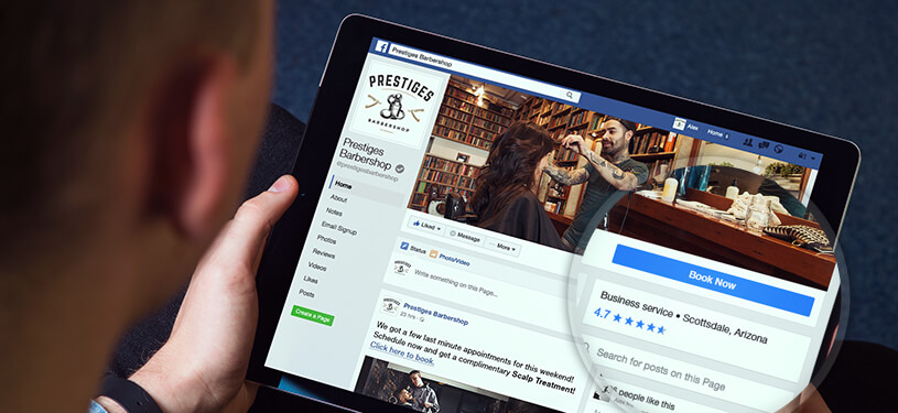 "Facebook ""Book Now"" Buttons – The Good, The Bad and The Ugly"