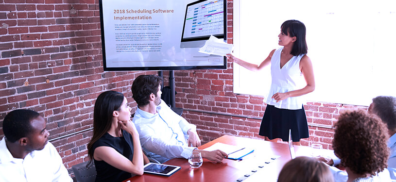 """Enterprise Scheduling Software: Why It's Not """"Just Scheduling"""""""